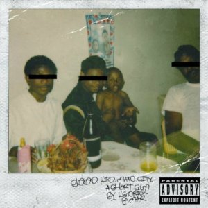 Kendrick Lamar: good kid, m.A.A.d. city