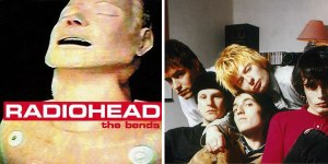Radiohead's The Bends.  Soundtracking adolescent latenight drives in the rain since 1995.
